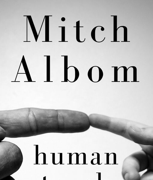 Mitch Albom on His Inspirational New Book 'Human Touch'