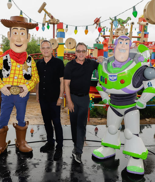 Tim Allen Gave Tom Hanks a Bit of 'Toy Story' Advice After Tom's COVID-19…