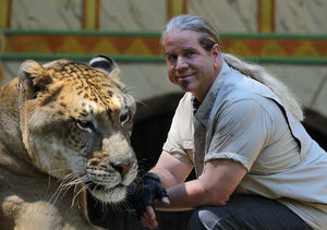 Why Doc Antle Says Don't Buy 'Tiger King' Joe Exotic's Trailer Park Persona