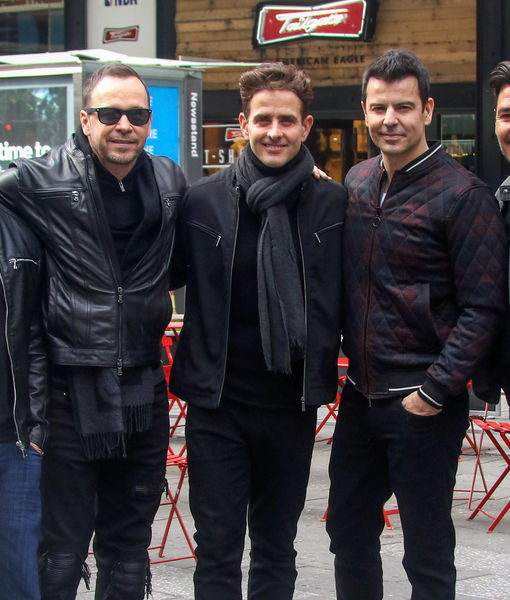 Watch! New Kids on the Block's New Video 'House Party' Has So Many Celeb…