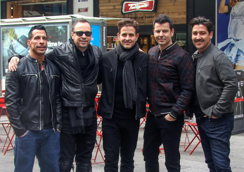 Watch! New Kids on the Block's New Video 'House Party' Has So Many Celeb Cameos