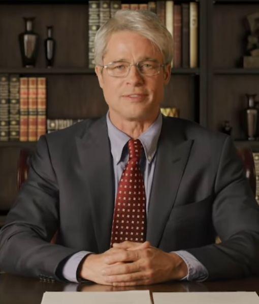 Dr. Fauci Gets His Wish: Brad Pitt Plays Him in 'SNL' Opener