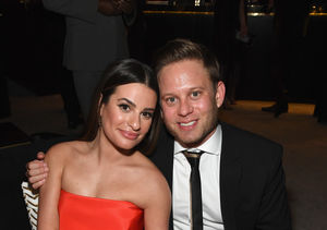 Report: Lea Michele Expecting First Child with Husband Zandy Reich