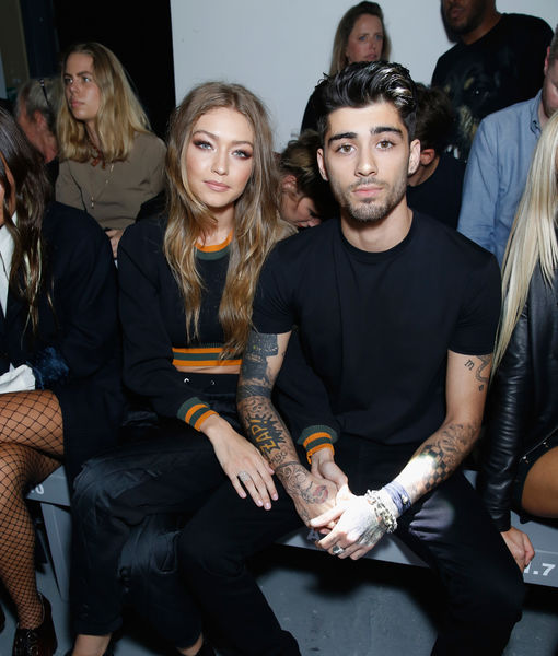 First Pics! Gigi Hadid & Zayn Malik Welcome Baby Girl!
