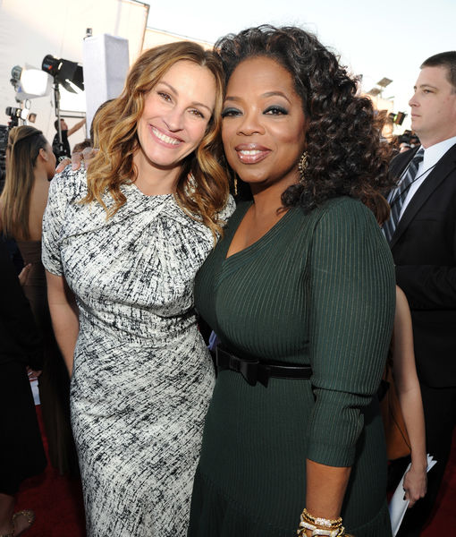 Oprah Winfrey, Julia Roberts & More Stars Will Uplift the World with 'The…