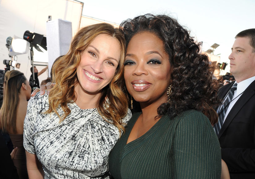 Oprah Winfrey, Julia Roberts & More Stars Will Uplift the World with 'The Call to Unite'