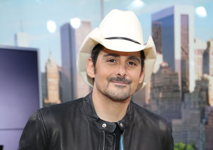 Brad Paisley Talks New Song, Dyeing His Wife's Hair During Quarantine, and…