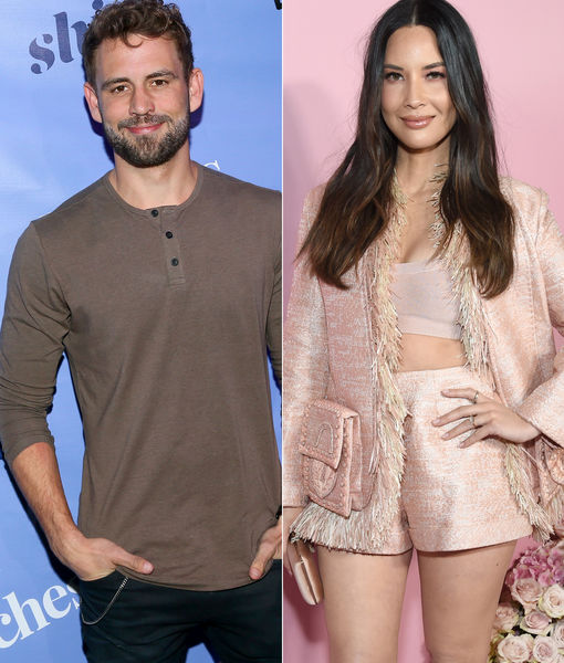 Nick Viall Slid Into Olivia Munn's DMs — Here's What He Said