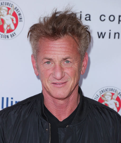 Sean Penn Opens Up About Expanding COVID-19 Testing Sites