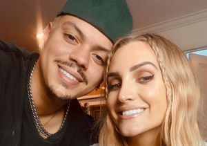 It's a Boy for Ashlee Simpson & Evan Ross