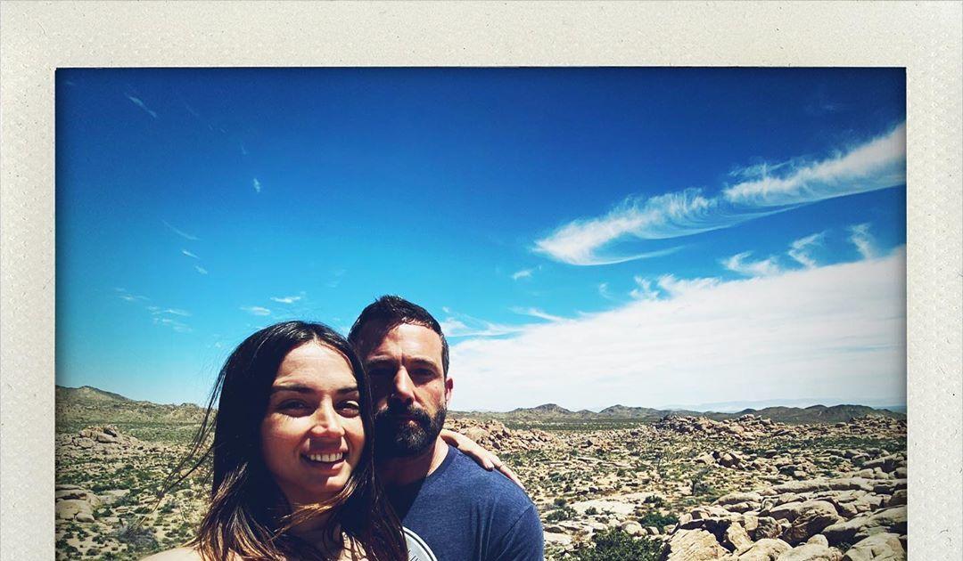 Ana de Armas, Ben Affleck Now Instagram Official, Shares