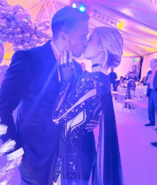 Paris Hilton & BF Make It Instagram Official on Their Anniversary