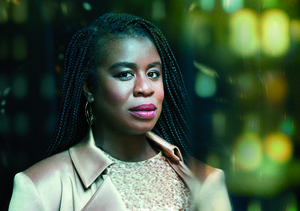 Uzo Aduba on Playing First African-American Woman to Run for President in…