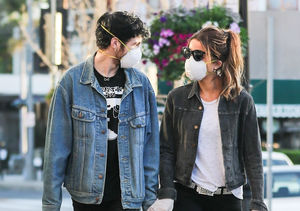 Love Is In the Air! Kate Beckinsale & Goody Grace Show a Little PDA at the…