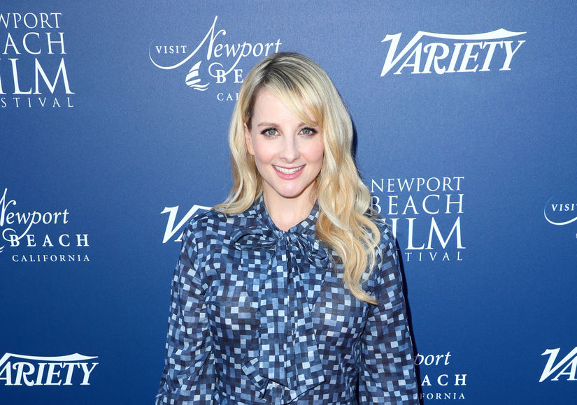 Surprise! Melissa Rauch Welcomes Baby #2