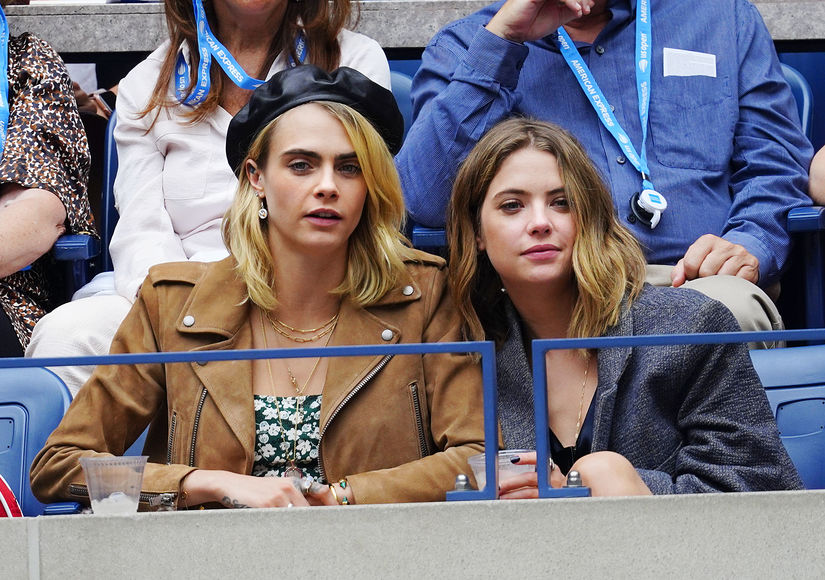 Report: Cara Delevingne & Ashley Benson Split