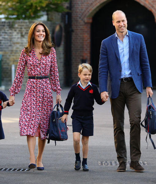 Kate Middleton Reveals What Makes Prince George 'Very Upset' During Homeschool