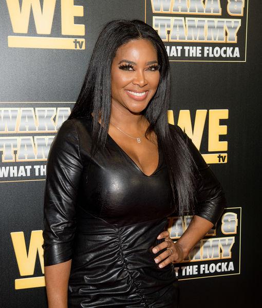 Kenya Moore on 'RHOA' Reunion Showdown with NeNe Leakes, Plus: Her Reignited Vivica A. Fox Feud