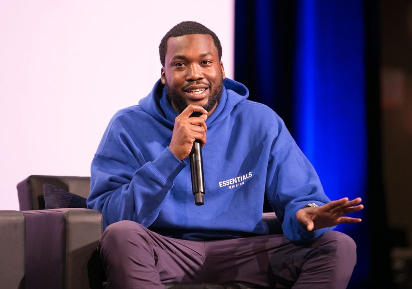 Meek Mill Welcomes Baby No. 3 on His 33rd Birthday