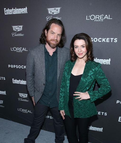 'Grey's Anatomy' Star Caterina Scorsone & Husband Rob Giles Split