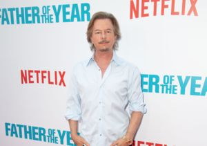 David Spade Talks 'The Wrong Missy,' Plus: He Reacts to Joe Exotic…