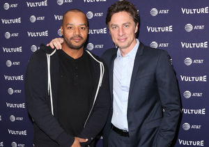 Zach Braff & Donald Faison on Late Co-Star Sam Lloyd, Nick Cordero's…