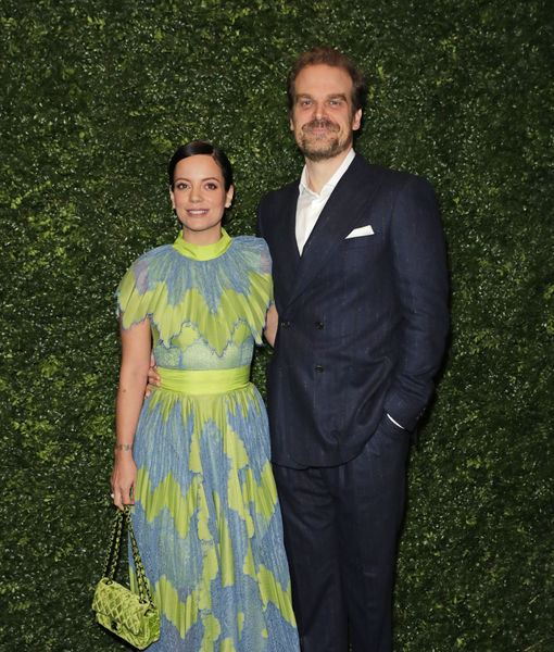 Did Lily Allen Just Confirm She's Engaged to David Harbour?