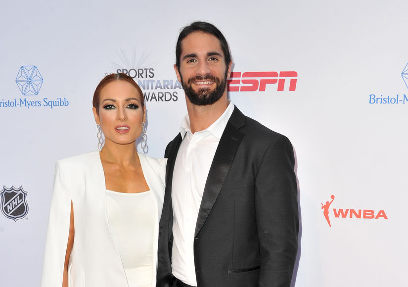 WWE Stars Becky Lynch & Seth Rollins Expecting First Child