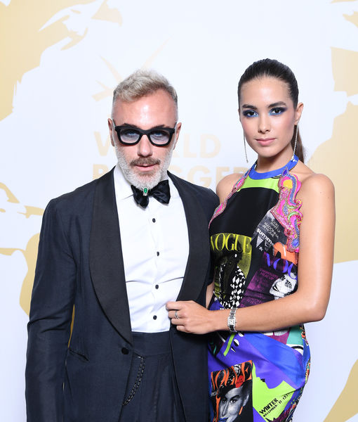 Gianluca Vacchi & Sharon Fonseca Expecting First Child