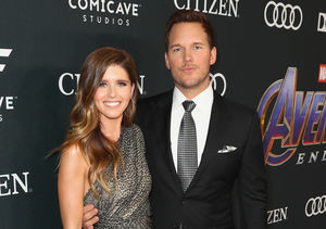 First Pic! Chris Pratt & Katherine Schwarzenegger Welcome Baby…