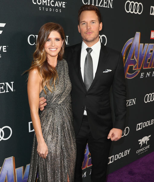 Chris Pratt Talks Katherine's Pregnancy and Jokes About Cravings, Plus: How…