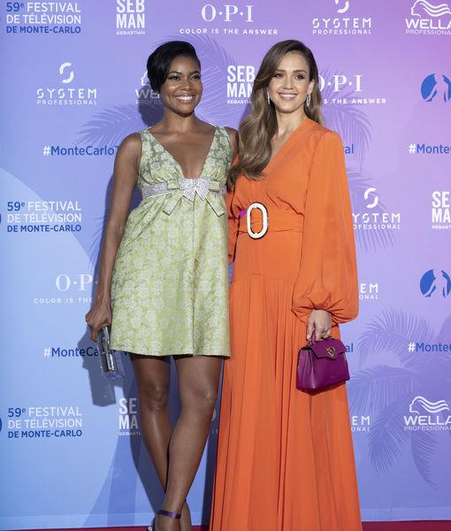 'L.A.'s Finest' Stars Gabrielle Union & Jessica Alba Talk Quarantine:…