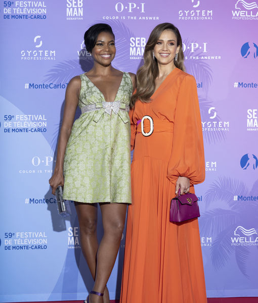 'L.A.'s Finest' Stars Gabrielle Union & Jessica Alba Talk Quarantine: Chores, Homeschooling, and Drinking