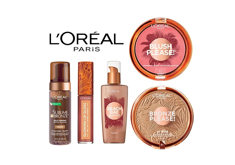 How to Glow at Home with L'Oréal Paris