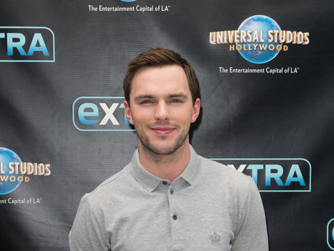 Nicholas Hoult Talks 'Mission: Impossible 7,' Plus: His Sweet Words About Tom Cruise