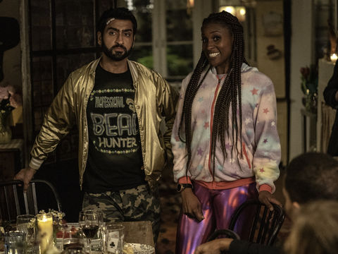 Issa Rae & Kumail Nanjiani Team Up for 'The Lovebirds,' Plus: 'Eternals' and 'Insecure' Updates