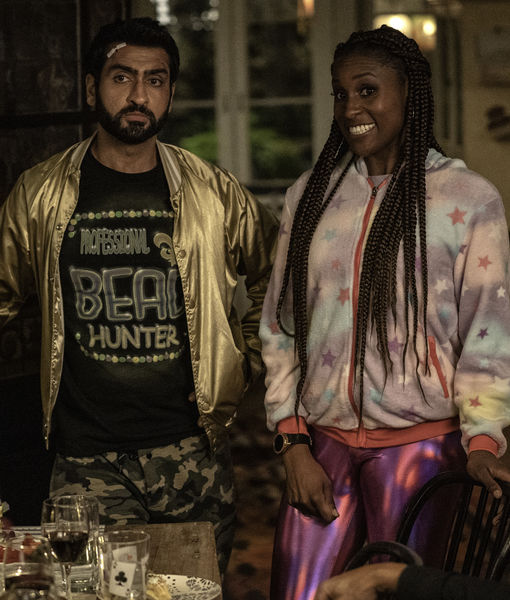 Issa Rae & Kumail Nanjiani Team Up for 'The Lovebirds,' Plus: 'Eternals'…