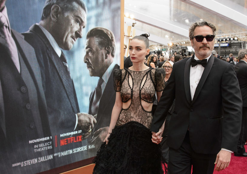 Report: Joaquin Phoenix & Rooney Mara Expecting First Child