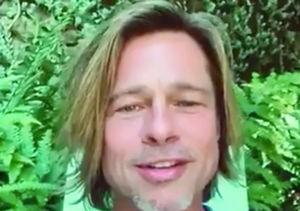 Watch Brad Pitt's Surprise Message for Missouri State Graduates!