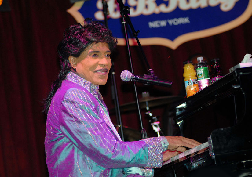 Little Richard Laid to Rest at Private Funeral in Alabama