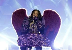 Night Angel! Kandi Burruss Talks Winning 'The Masked Singer' and 'RHOA'…