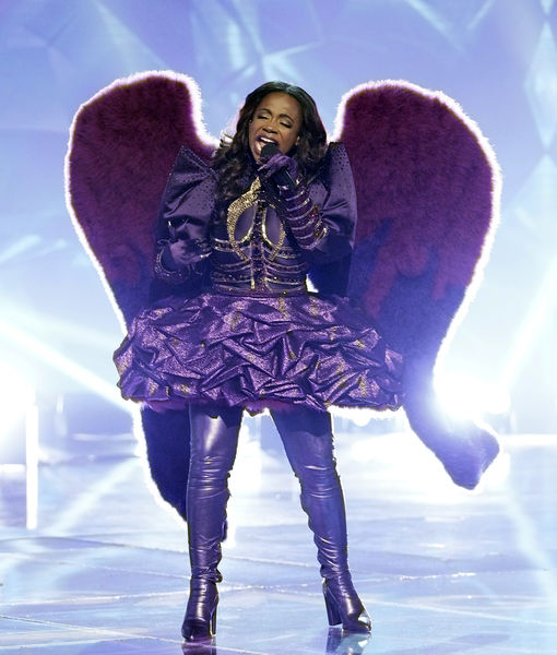 Night Angel! Kandi Burruss Talks Winning 'The Masked Singer' and 'RHOA' Drama