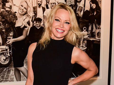Pamela Anderson on Her 'No Regrets' Life, Plus: How Fans Can Meet Her Virtually
