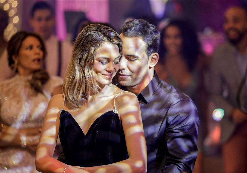 Victor Rasuk Dishes on Daniel & Noa's Love Story in 'The Baker and the…