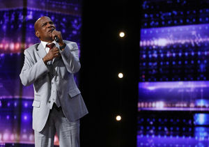 'AGT's' Archie Williams Talks Adjusting to Life as a Free Man, Plus: What Kept…