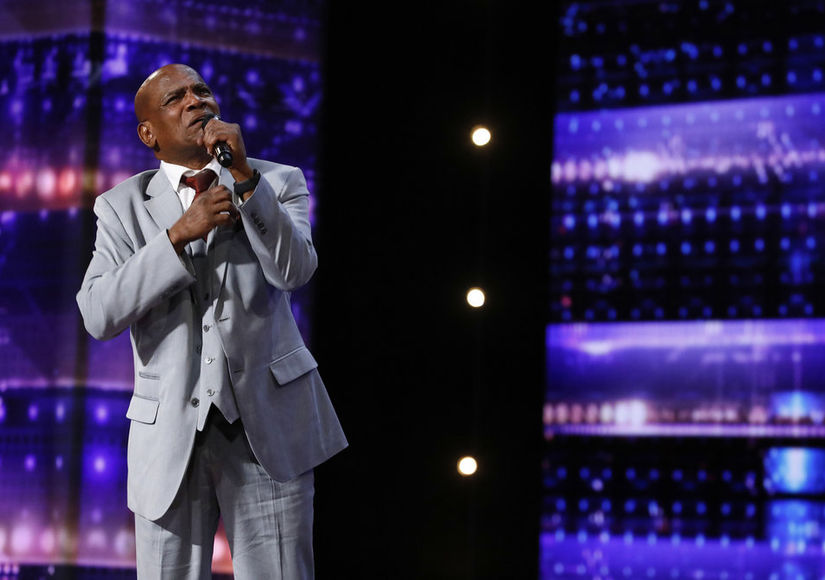'AGT's' Archie Williams Talks Adjusting to Life as a Free Man, Plus: What Kept Him Going in Prison