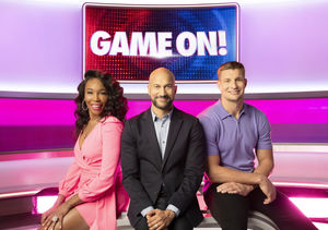 Rob Gronkowski & Venus Williams Showcase Their Competitive Side on 'Game…
