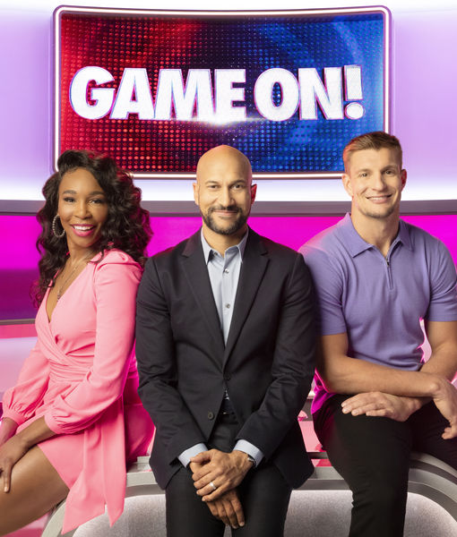 Rob Gronkowski & Venus Williams Showcase Their Competitive Side on 'Game…
