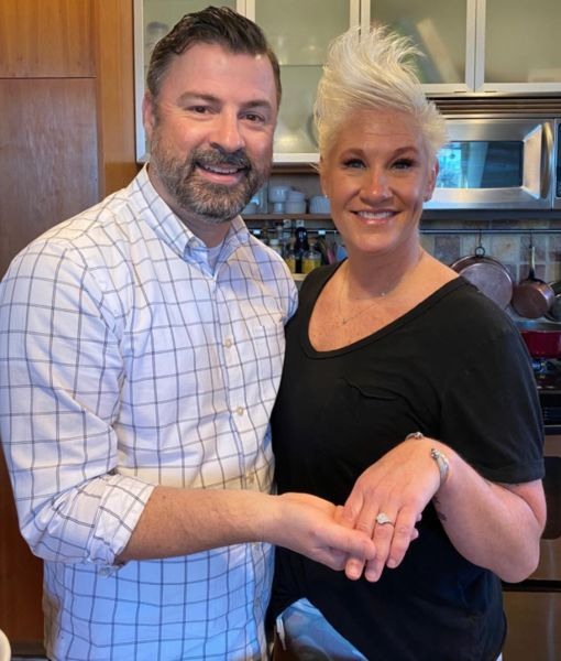Anne Burrell Dishes on Engagement, Says Fiancé Didn't Know She Was a Food…