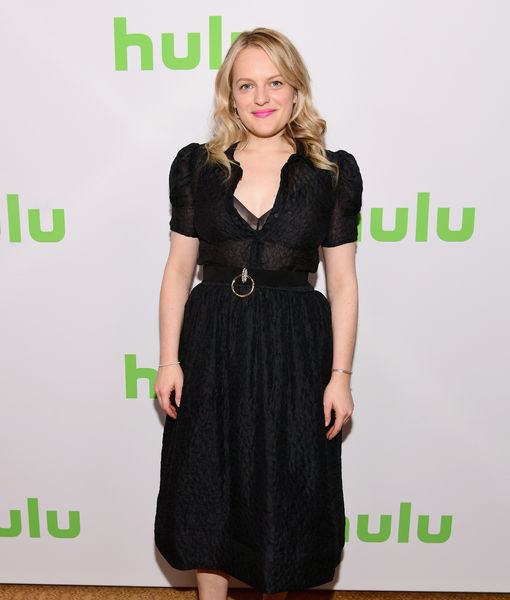 Elisabeth Moss Gives an Update on 'Handmaid's Tale,' Plus: Her New Movie 'Shirley'